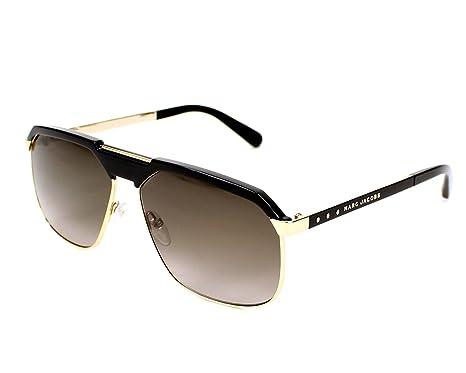 stylistisches Aussehen Farbbrillanz neue Version Marc Jacobs Herren Sonnenbrille MJ 625/S HA L0V 61, (Gold ...