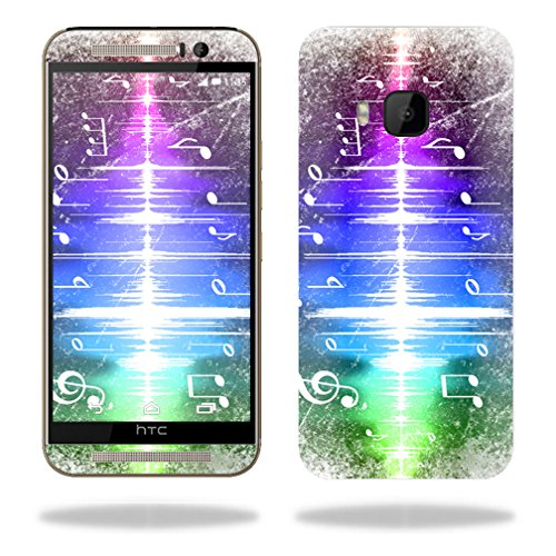 MightySkins Protective Vinyl Skin Decal for HTC One M9 wrap cover sticker skins Music Man