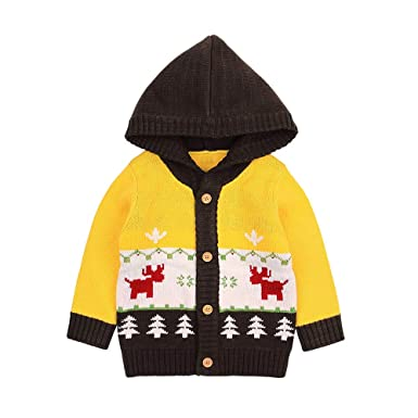 2cc9ba207 Amazon.com  Londony ♪❤ Baby Boys Girls Toddler Clothing Colorblock ...