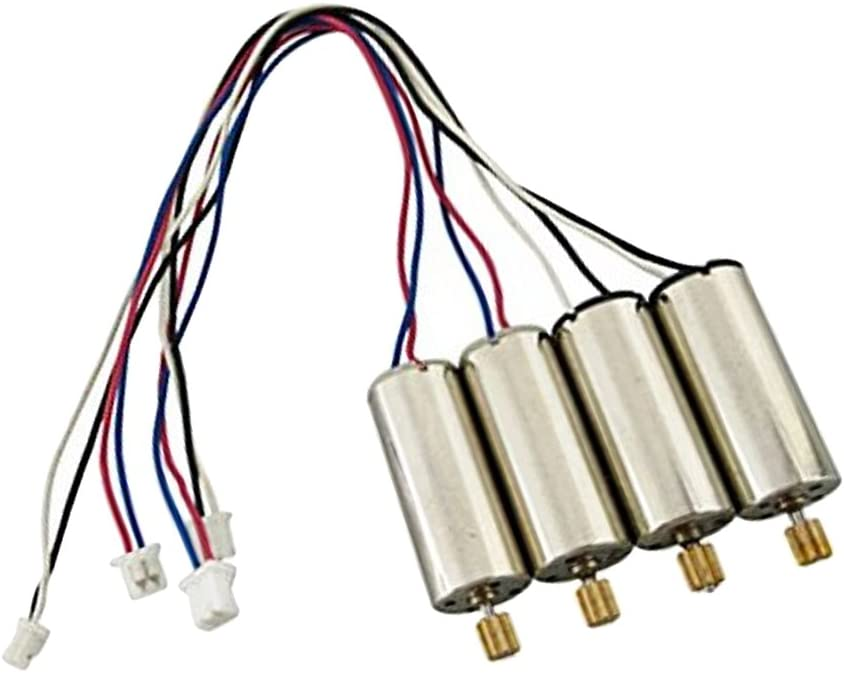 4Pcs CW CCW Motors for Wltoys V686 V686J V686k V686g RC Radio Control Drone Replacements