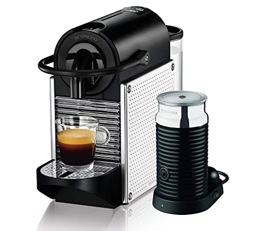 DeLonghi Nespresso Pixie EN 125.SAE - Cafetera ...