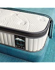 Serweet Mattress, Memory Foam and Individually Pocketed Innerspring Hybrid Mattress in a Box