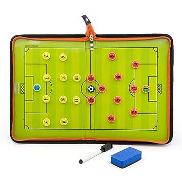 Gogo Baloncesto, Soccer Coach magnética con Cremallera ...