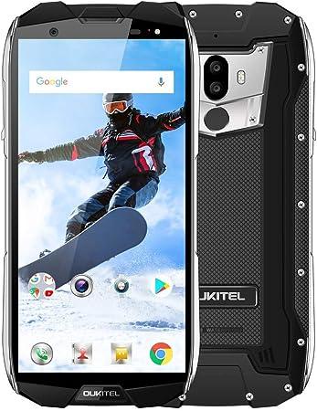OUKITEL WP5000 4G LTE Smartphone Libre, 5,7 Pulgadas FHD+(relación ...