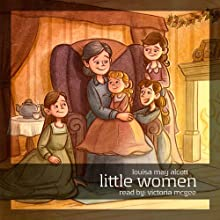 Little Women Audiobook by Louisa May Alcott Narrated by Victoria Mcgee
