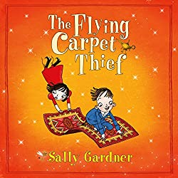 The Flying Carpet Thief: The Fairy Detective Agency's Fifth Case