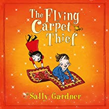 The Flying Carpet Thief: The Detective Agency's Fifth Case: Wings & Co 5 Audiobook by Sally Gardner Narrated by Simon Russell Beale