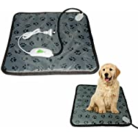 Electric Pet Heat Waterproof Mat Heated Pad Dog Cat Heating Blanket Bed AU Plug
