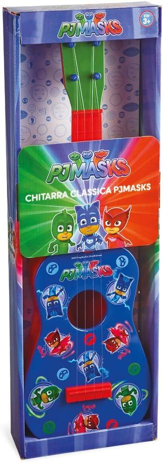Super Pigiamini Chitarra Rock Pj Masks Grandi Giochi