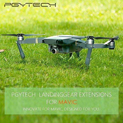 XSD MODEL Le nouveau remplacement prolongé d'extension de protecteur de soutien de jambe de train d'atterrissage adaptent aux accessoires de drone de Mavic Pro