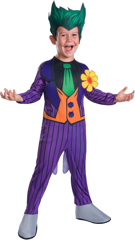 Rubies EL Joker - Disfraz para Niños - Pequeño - 117cm-3 años / 4 ...