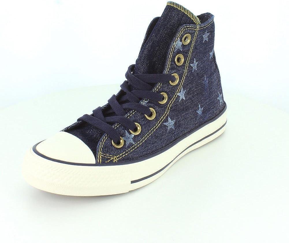 converse all star denim