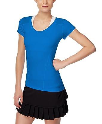 4679b994 Calvin Klein Performance Women's Workout Tee at Amazon Women's Clothing  store: