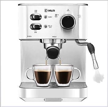 MIJIN Vapor máquina de café de Almacenamiento Caldera Caldera de Acero Inoxidable 1.5 L Gran Capacidad de la máquina de café del hogar: Amazon.es: Hogar