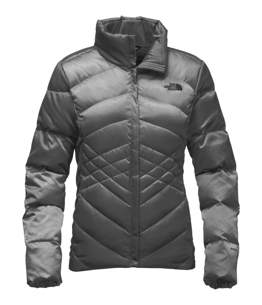 The North Face Women's Aconcagua Jacket - Asphalt Grey - L (Past Season) by The North Face
