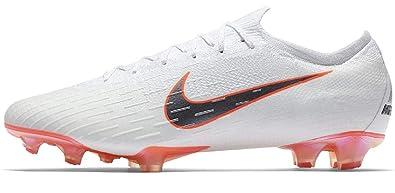 9767893b56e3 Nike Vapor 12 Elite Firm Ground Cleat (8.5 D(M) US) White