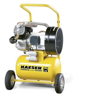 Premium Compact Kaeser 450/30 W montaje compresor de aire comprimido