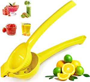 Professional Manual Juicer Citrus Lemon Squeezer,Portable Hand Lemon Squeezer and Citrus Squeezer Top Rated Quality,Hand Juicer Kitchen Tool