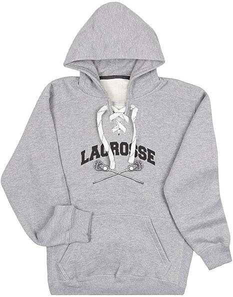 Guys Lacrosse Sport Lace Sweatshirt