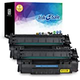 INK E-SALE Replacement for HP Q5949A 49A, HP Q7553A 53A Toner Cartridge for HP LaserJet 1320 2015 2015d 2015dn 1160 3390 3392, HP MFP 2727nf, HP 2014 2014n, Canon LBP 3310 3370, 2 Pack