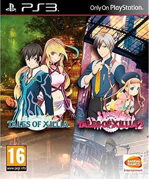 Recopilación Tales Of Xillia (1 + 2): Amazon.es: Videojuegos
