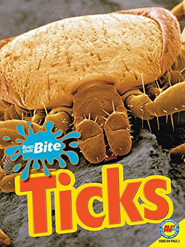 Download Ticks (Bugs That Bite) PDF