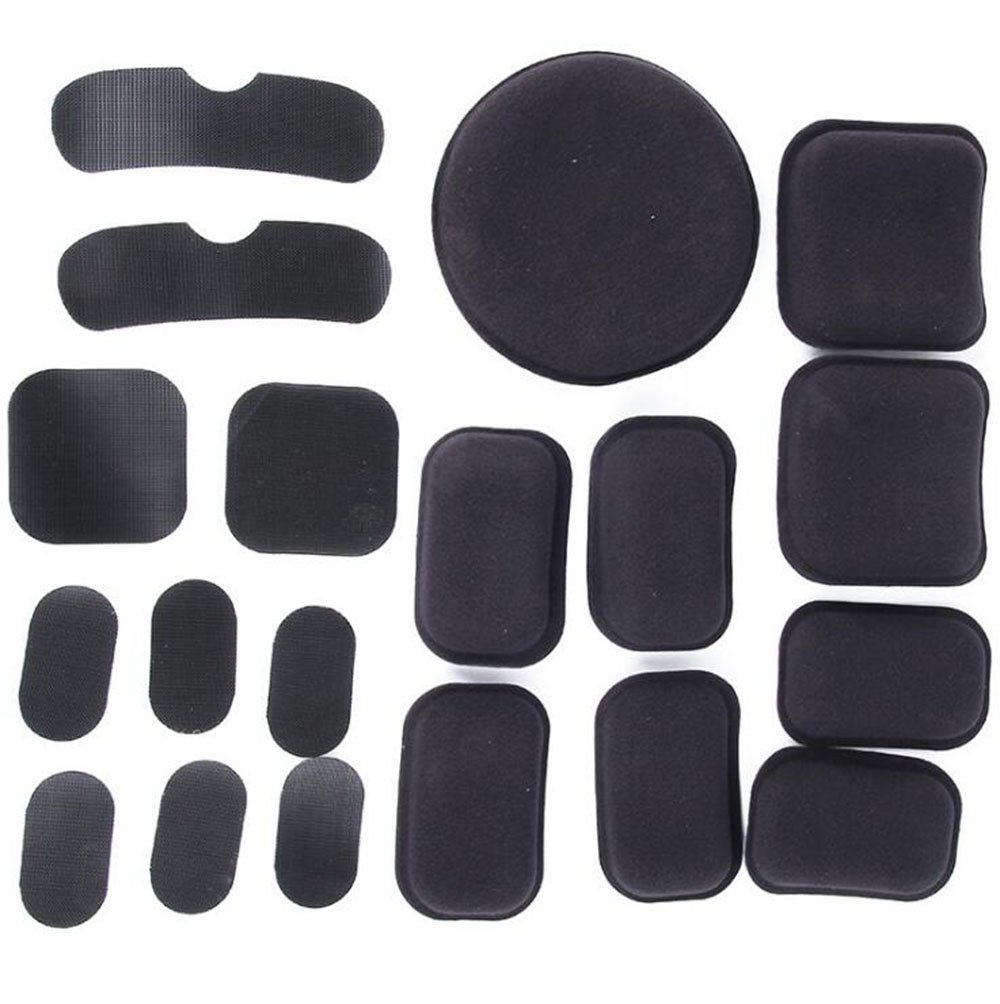 Tfwadmx Helmet Pads Replacement Bike Motorcycle Padding Kit Tactical Helmet EVA Foam Insert Bicycle Accessories Soft and Durable