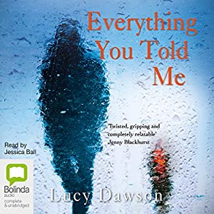 Everything You Told Me Audiobook