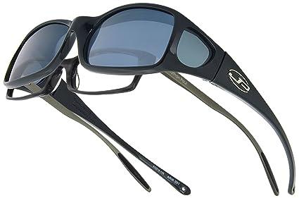 bb74cc61139b Amazon.com: Fitovers Eyewear Aria Sunglasses, Midnite Oil, Polarvue ...
