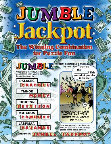 Jumble Crossword Puzzles (Jumble® Jackpot: The Winning Combination for Puzzle Fun (Jumbles®))