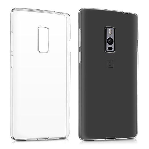 7 opinioni per kwmobile Cover per OnePlus 2- Custodia in silicone TPU- Back case protezione