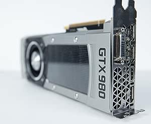 Nvidia GeForce GTX 980 4GB GDDR5 PCIe 3.0 x16 SLI DVI/HDMI/DP Gaming Graphics Card Advanced GPU
