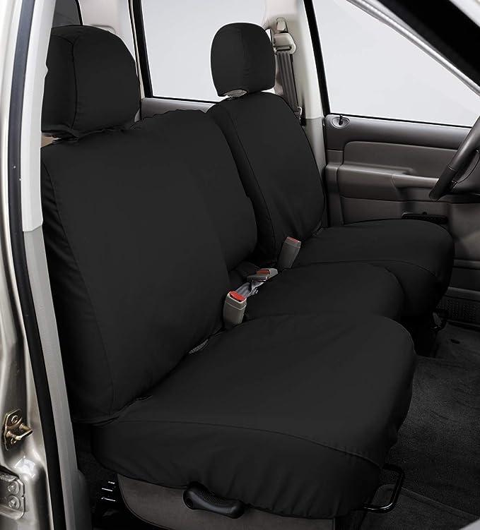 Covercraft Custom Fit Car Cover for Select Chrysler Imperial Models Fleeced Satin Black FS3596F5