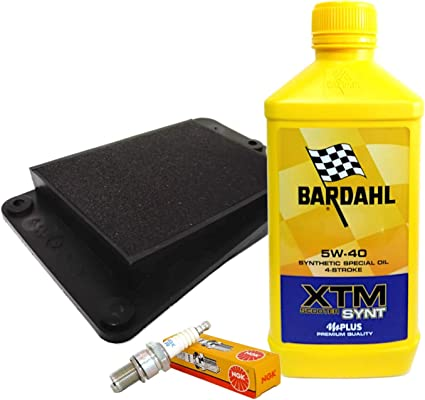 bardahl XTM 5 W40 de aceite para filtro de aire vela Tweet ...