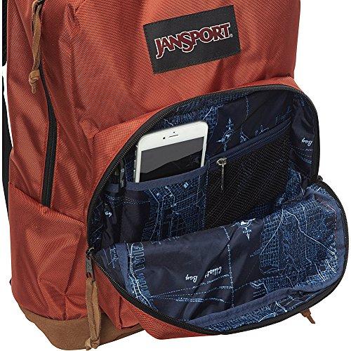 Jansport Right-Paket Digital Edition Rucksack Wave Herringbone