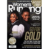 4-Year (24 Issues) of Women's Running Magazine Subscription