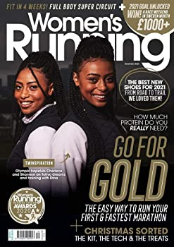 4-Year Women's Running Magazine Subscription