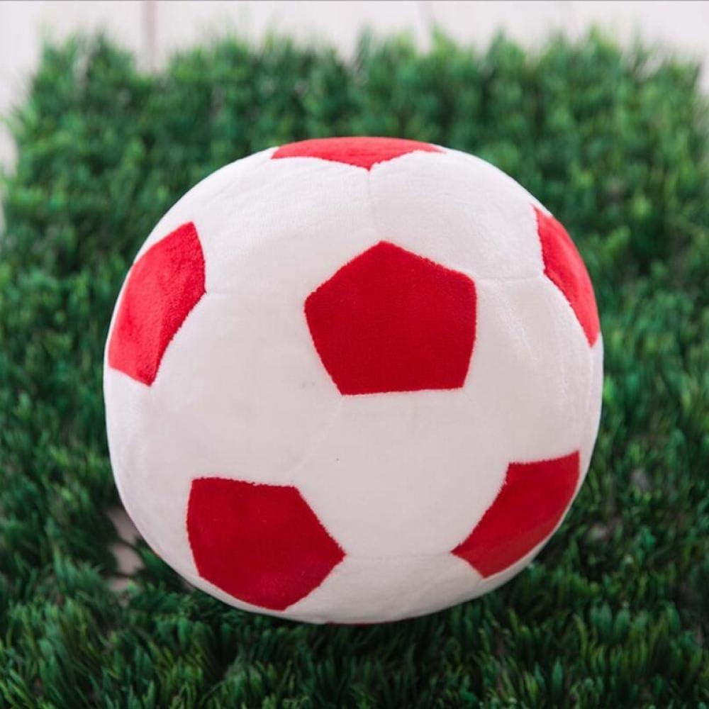 MRWJ 30 cm de fútbol Pelota de Peluche de Juguete Almohada bebé ...