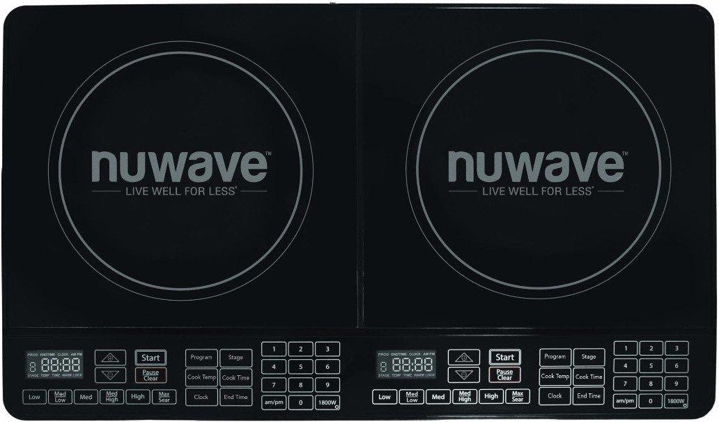 Amazon.com: Nuwave de precisión doble Induction Cooktop ...