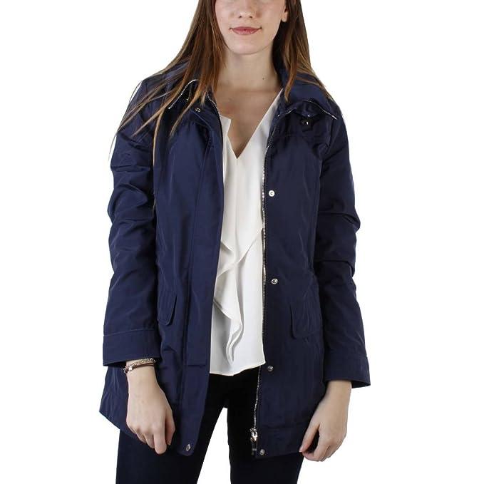 Geox Y Chaqueta Woman Size54Amazon Mujer Azul esZapatos Jacket nPwOk0