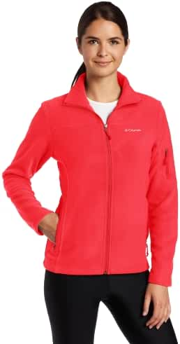 Columbia Women's Fast Trek II Full-Zip Fleece Jacket