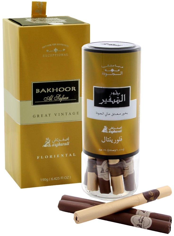 Asgharali Perfumes Bakhoor Safeer Oriental A Woody Oriental Bakhoor by Asgharali Perfumes (Image #1)
