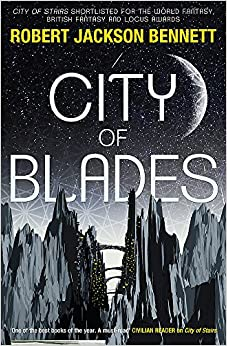 Book City of Blades: The Divine Cities Book 2