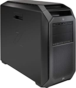 HP Z8 G4 Workstation 2X Bronze 3106 Eight Core 1.7Ghz 256GB RAM 1TB SSD Quadro P600 Win 10 (Renewed)
