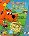 Clifford The Big Red Dog Thinking Adv...
