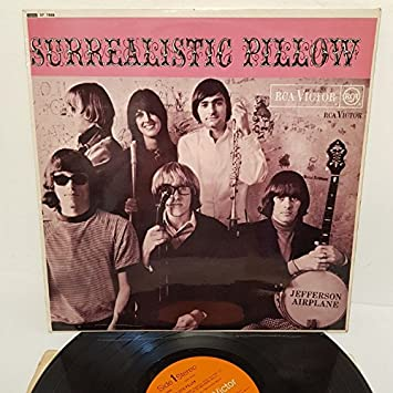 Jefferson Airplane 'Surrealistic Pillow