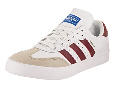 huge selection of 62a39 6a35e adidas Mens Busenitz Vulc RX Athletic  Sneakers White