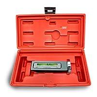 EWK Magnetic Car 4 Wheel Alignment Tool Camber Caster Gauge