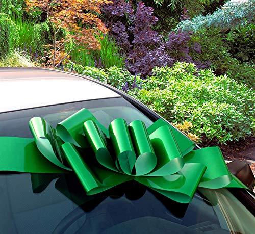 Big Emerald Green Car