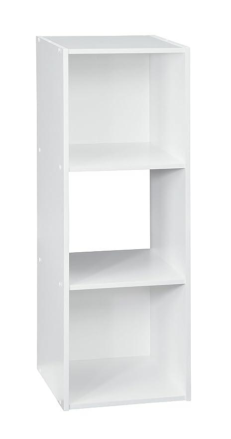 ClosetMaid 1024 Cubeicals Organizer, 3 Cube, White